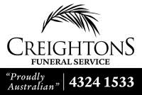 Creighton's Funeral Services